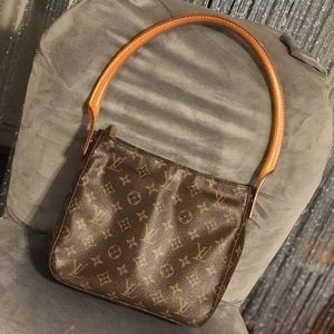 Louis Vuitton Looping Monogram Bag